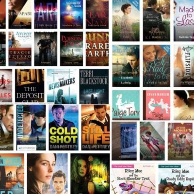 100+ Christian Fiction Book Reviews