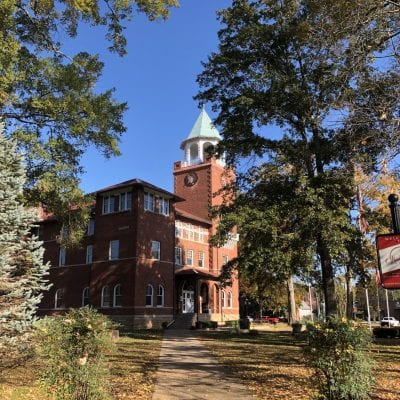 Visiting the Rhea County Courthouse Museum