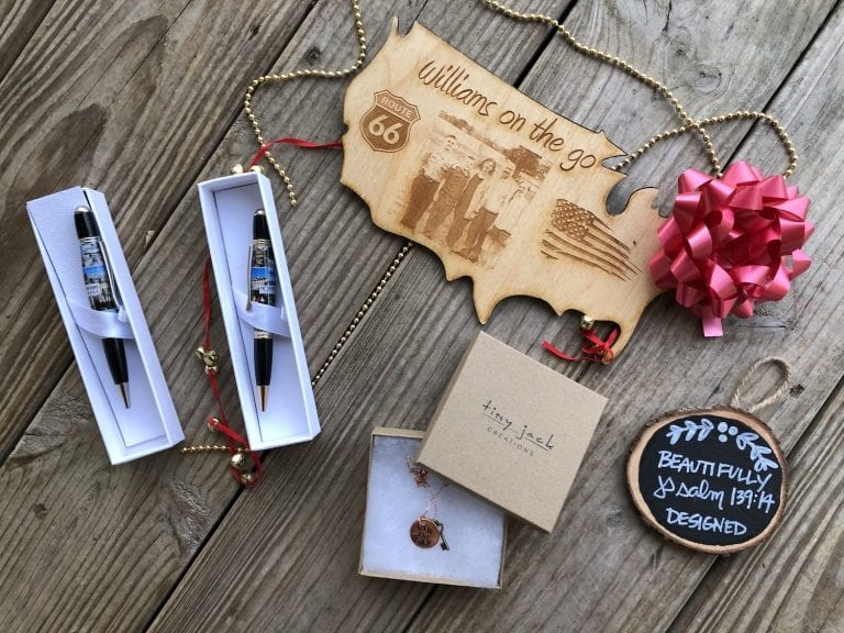 Unique Gift Ideas from Small Business Owners