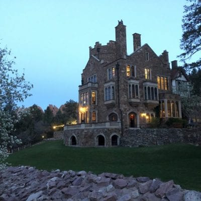 Volunteering at Glen Eyrie Castle