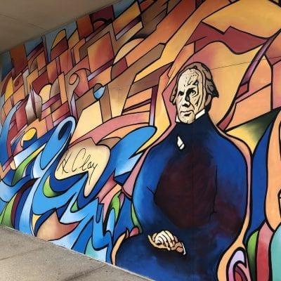 Street Murals & Public Art in Lexington, Kentucky
