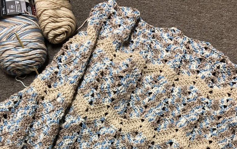 Is it a Waste of Time to Crochet an Afghan?