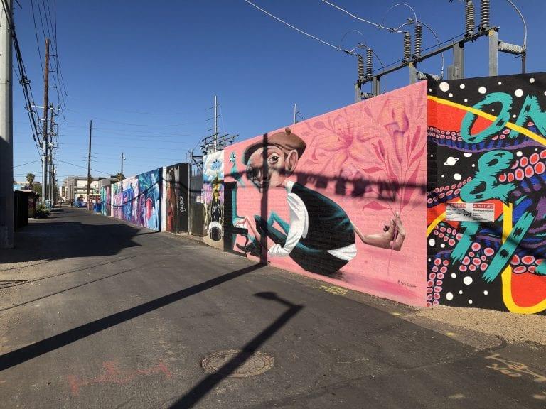 Where to Find Public Street Art in Phoenix