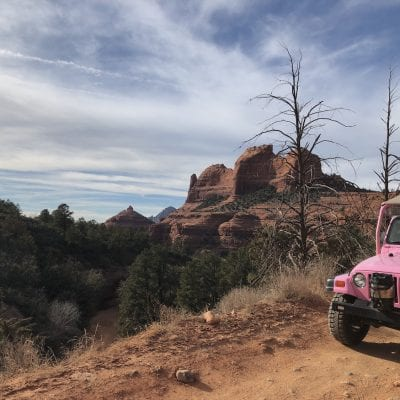 Things to Know about Pink Jeep Tours