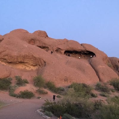 Things to Know about Hole in the Rock at Sunset