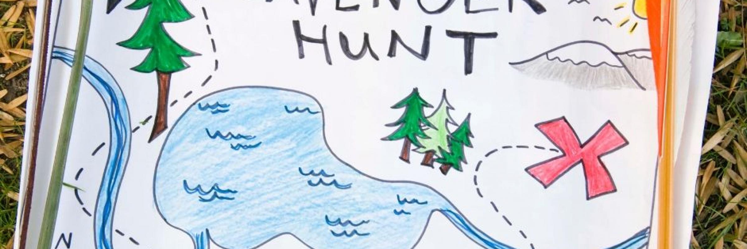 home scavenger hunt