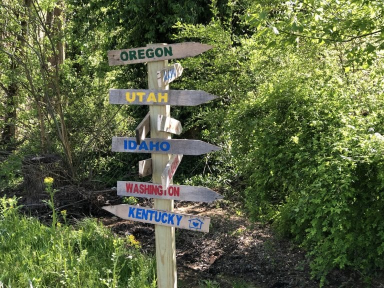 How to Make a Directional Sign