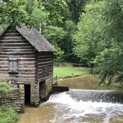 Visiting Mchargue's Mill in Central Kentucky