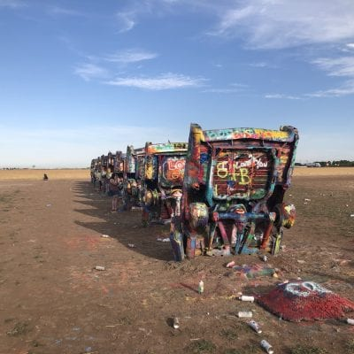 What to Expect at Cadillac Ranch