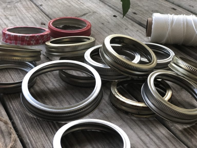 How to Repurpose Canning Lids