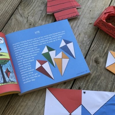 Origami for Peanuts Fans