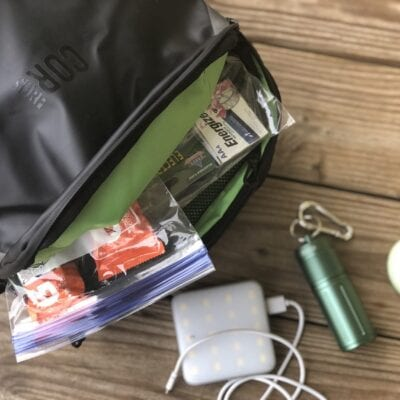 DIY Emergency Travel Bag for your Vehicle