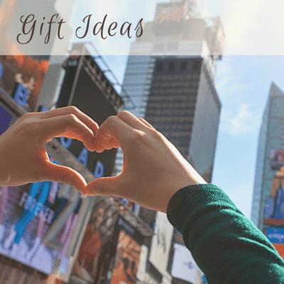 I Love NYC Gift Ideas