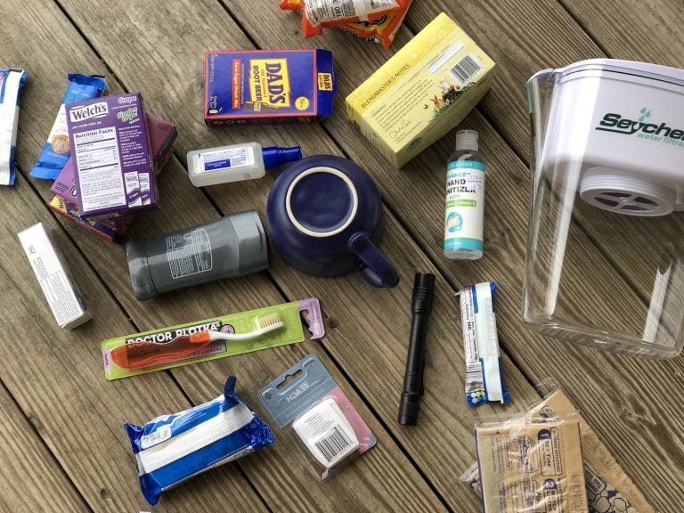 Care Package Ideas for Military & College Students