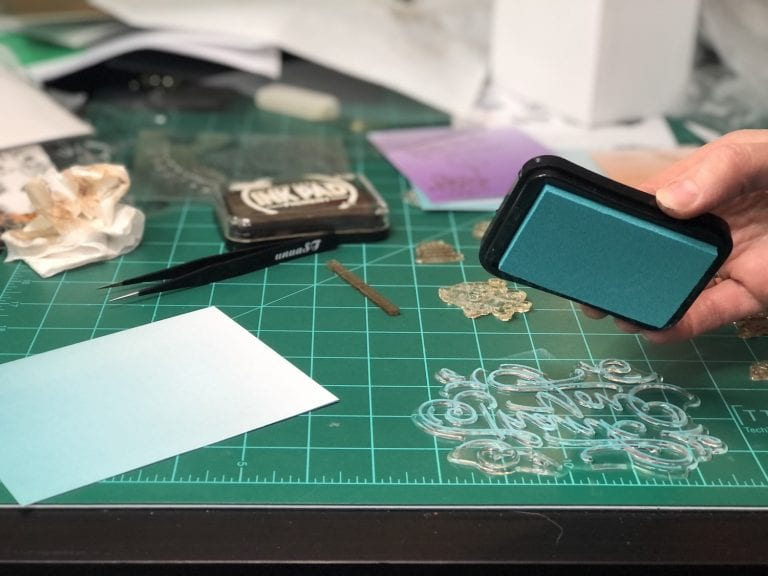 Beginners Guide to Card Making with Stamps