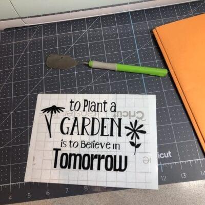 How to Make a Garden Journal