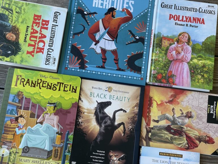 4 Ways to Connect Kids with the Classics